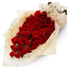 [플라워포유] 빨간장미 (RM_RBC1012) [꽃다발/결혼기념일/크리스마스/프로포즈/화이트데이/발렌타인데이]