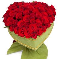 [플라워포유] 장미백송이꽃다발 (RM_RBC1019) [꽃다발/결혼기념일/크리스마스/프로포즈/화이트데이/발렌타인데이]