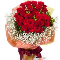 [플라워포유] 안개속장미 (RM_RBC1037) [꽃다발/결혼기념일/크리스마스/프로포즈/화이트데이/발렌타인데이]