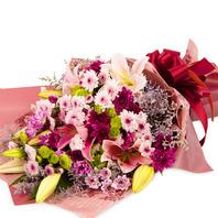 [플라워포유] 청초한 사랑 (RM_RBC2035) [꽃다발/결혼기념일/크리스마스/프로포즈/화이트데이/발렌타인데이]
