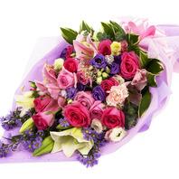 [플라워포유] 혼합장미 (RM_RBC2055) [꽃다발/결혼기념일/크리스마스/프로포즈/화이트데이/발렌타인데이]