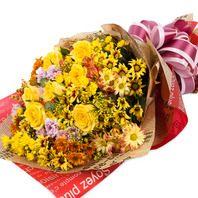 [플라워포유] 가을 향기 (RM_RBC4046) [꽃다발/결혼기념일/크리스마스/프로포즈/화이트데이/발렌타인데이]