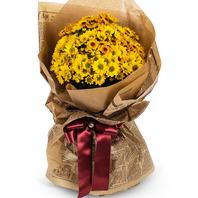 [플라워포유] 소국꽃다발 (RM_RBC4064) [꽃다발/결혼기념일/크리스마스/프로포즈/화이트데이/발렌타인데이]