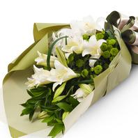 [플라워포유] 백합꽃다발 (RM_RBC8008) [꽃다발/결혼기념일/크리스마스/프로포즈/화이트데이/발렌타인데이]