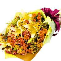 [플라워포유] 혼합 꽃다발 (RM_RBC9040) [꽃다발/결혼기념일/크리스마스/프로포즈/화이트데이/발렌타인데이]