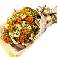 [플라워포유] 가을추억 (RM_RBC9054) [꽃다발/결혼기념일/크리스마스/프로포즈/화이트데이/발렌타인데이]