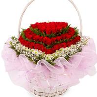 [플라워포유] 너 항상 내곁에 (RM_RAC1101) [꽃바구니/결혼기념일/크리스마스/프로포즈/화이트데이/발렌타인데이]