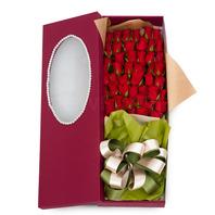 [플라워포유] 백송이 꽃박스 [꽃상자/결혼기념일/크리스마스/프로포즈/화이트데이/발렌타인데이/로즈데이/기념일/특별한날/생일선물]