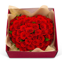 [플라워포유] 사랑의마력 (RM_RCB3017) [꽃상자/결혼기념일/크리스마스/프로포즈/화이트데이/발렌타인데이/로즈데이/기념일/특별한날/생일선물]